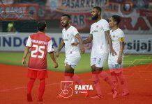5 Fakta Mengejutkan dan Kontroversial Persija VS Kalteng Putra