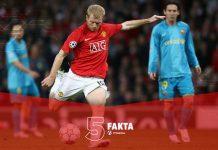 5 Fakta Mengharukan Hingga Kesuksesan dari Paul Scholes