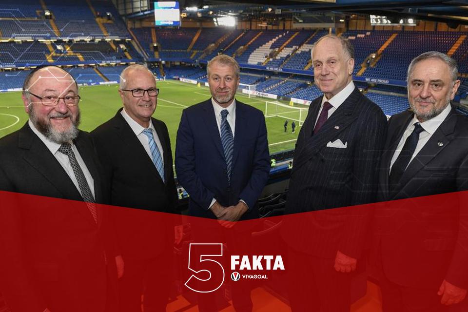 5 Fakta Pemilik Klub Sepakbola Terkaya di Dunia