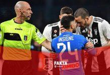 5 Fakta Tak Masuk Akal Usai Laga Napoli Vs Juventus