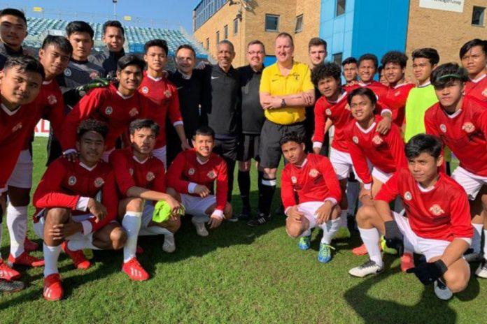 Garuda Select Siap Hadapi Juara Liga Inggris, Catat Jadwalnya!