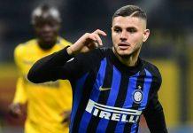 Agen; Icardi Ingin Bertahan di Inter Milan