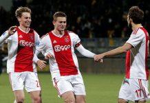 Mematikan Ronaldo Bukan Hal Mustahil Bagi Ajax