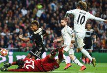 Aksi Tipu-tipu Ramos Bikin Madrid Dilibas Ajax