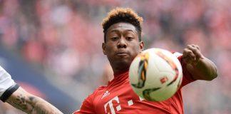 Alaba Beri Sinyal Tinggalkan Bayern Munchen Demi Arsenal