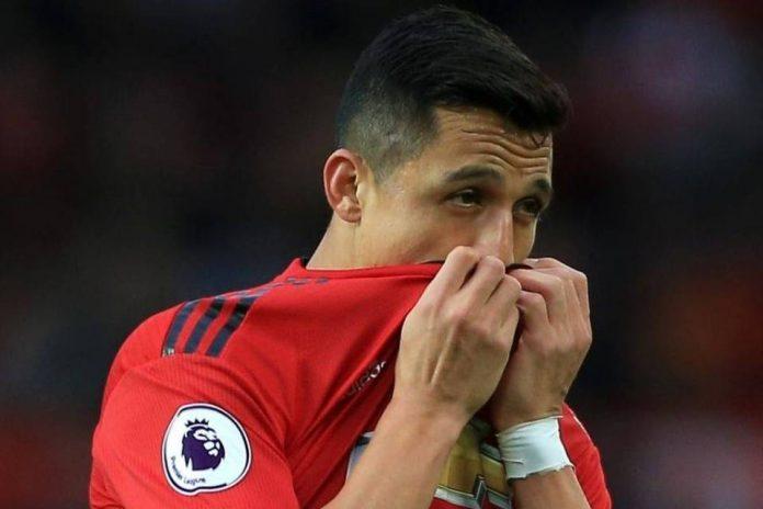 Demi Tinggalkan Manchester United, Sanchez Rela Lakukan Hal Ini