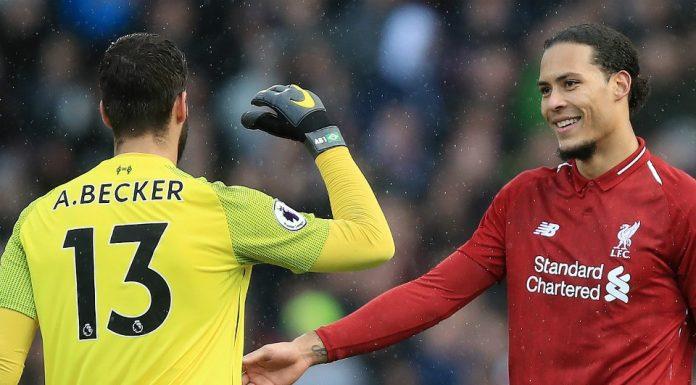 Bersyukurlah Miliki Van Dijk dan Alisson, Liverpool!