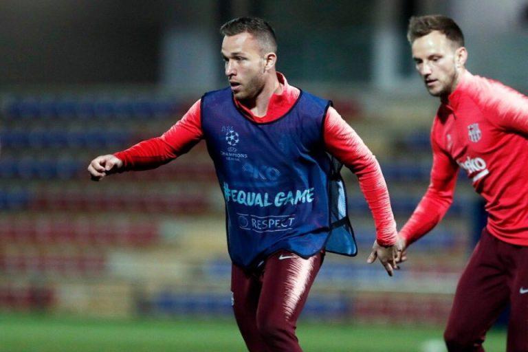 Lewat Cara Ini, Arthur Ingin Puaskan Fans Barcelona