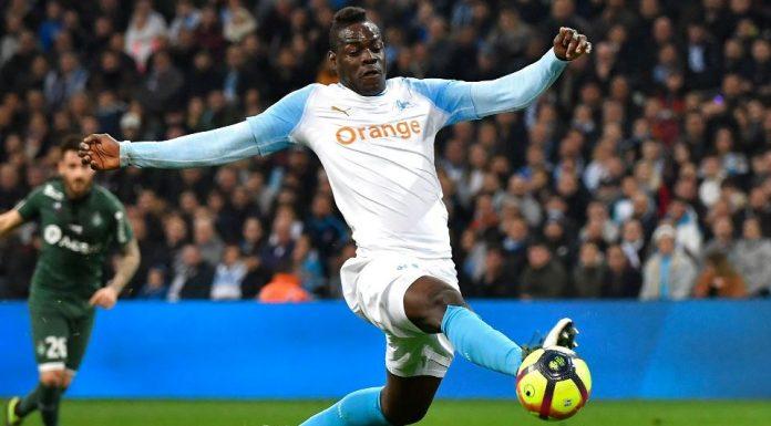 Balotelli Tak Dipanggil Gli Azzurri Meski Tajam Bersama Marseille