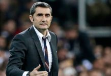 Valverde Barcelona