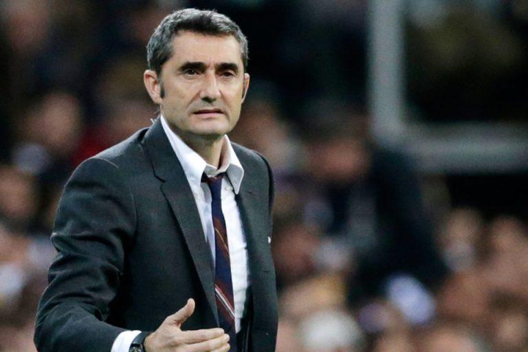 Valverde: Barcelona Bisa Saja Dilatih Wanita di Masa Depan