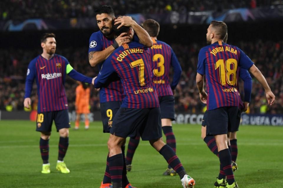 Barcelona Hindari Dua Tim Ini