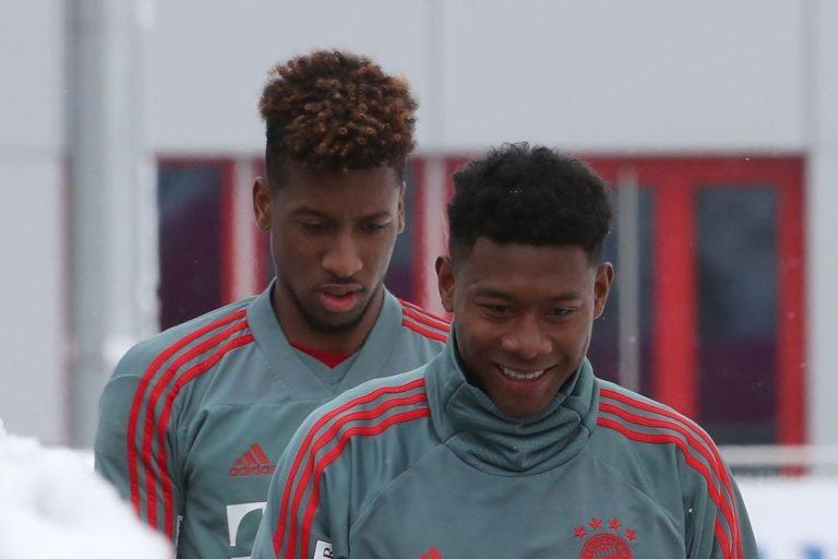 Ditaksir Manchester City, Pemain Bayern Ini Ingin Jadi Legenda Klub