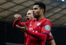 Bayern Resmi Perpanjang Kontrak Serge Gnabry