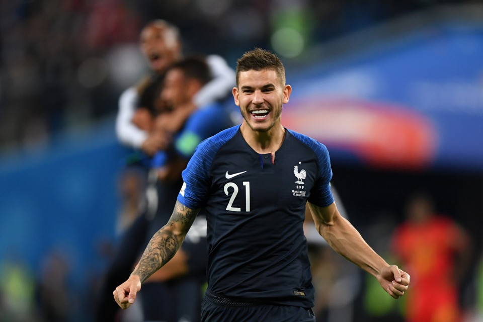 Bayern Resmi Tuntaskan Proses Transfer Lucas Hernandez