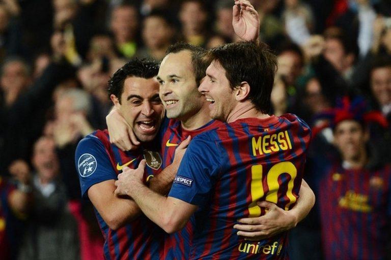 Perbedaan Messi dengan Iniesta
