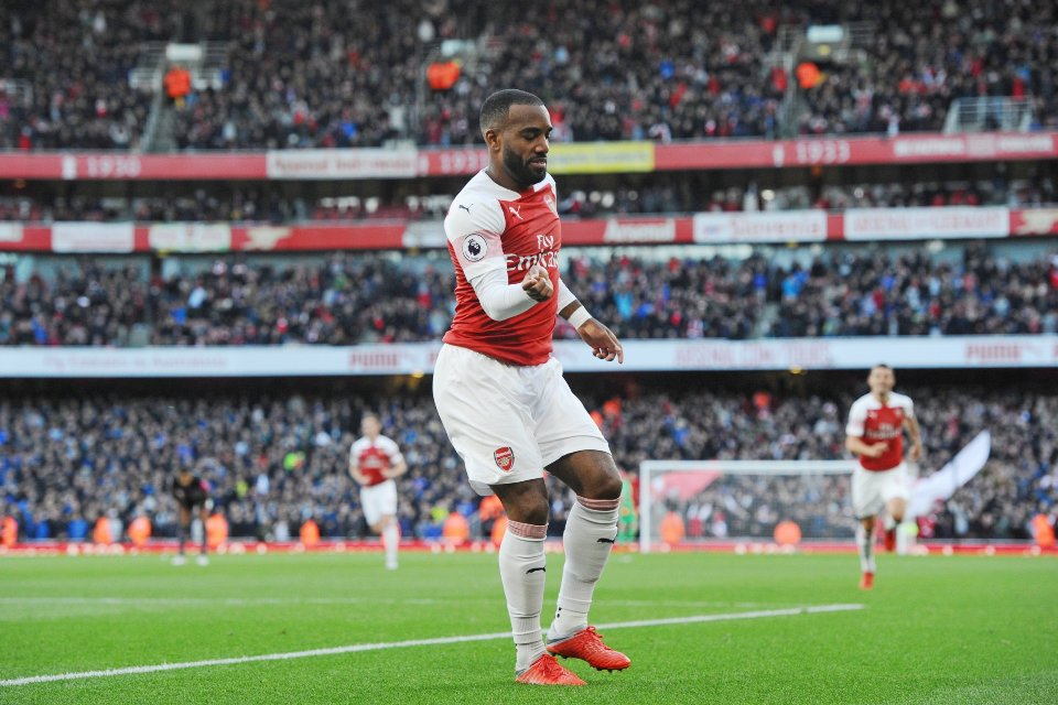 Bukan Wenger, Lacazette Gabung Arsenal Karena Pemain Ini