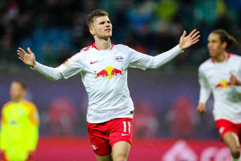 Nagelsmann Bujuk Timo Werner Untuk Bertahan di RB Leipzig