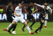 Cara Inter Redam Amukan Frankfurt di Liga Eropa