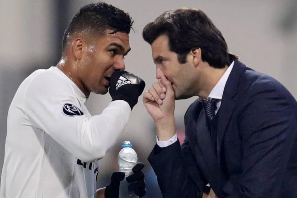 Casemiro Sebut Kualitas Solari Seperti Zidane