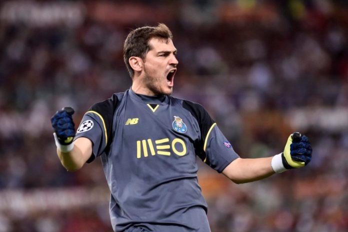 Casillas Kirim Peringatan Keras ke Liverpool