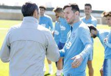 Cedera di Timnas, Messi Pulih di Barcelona