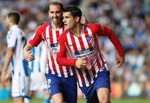 Cetak Dua Gol, Pemain Ini Bahagia di Atletico