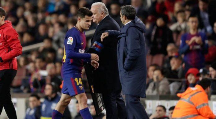 Soal Nasib Coutinho, Valverde: Jangan Ikut Campur!