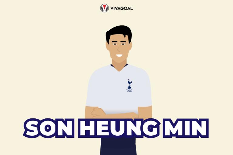 Obrolan Vigo: Song Heung Min, Senjata Rahasia Tottenham Hotspurs