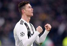 Fantastis! Hattrick Ronaldo Bawa Saham Juventus Melambung Tinggi