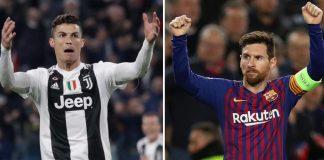 Ronaldo Pemain Terbaik, Messi Hanya Benalu