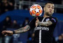 Dani Alves: Juventus Telah Menipu Saya