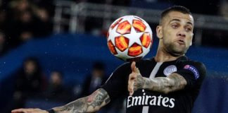 PSG Dihantam Badai Cidera, Dani Alves Mainkan Peran Ini