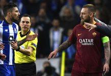 De Rossi: Roma Tak Pantas Kalah