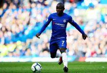 Senyum Kante Bikin Conte Bergairah Tukangi Chelsea