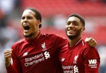 Disebut Liverpool Tak Akan Juara, Bek Ini Angkat Bicara