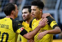 Dortmund Menang atau Digusur Munchen