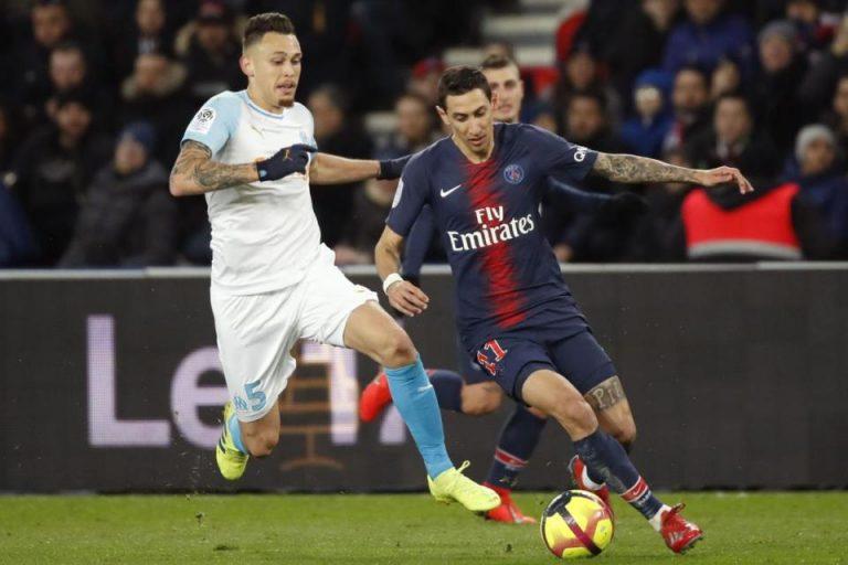 Dua Gol Di Maria Bawa PSG Menang Le Classique Kontra Marseille