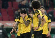 Dua Gol Pemain Asal Korsel Buat Dortmund Terkapar