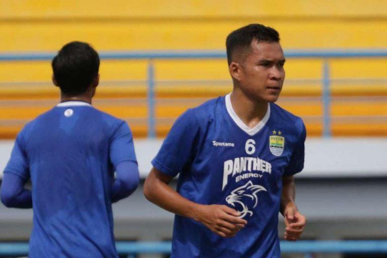 Belum Jadi Pilihan Utama, Youngster Persib Tetap Semangat