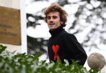 Fokus Bela Timnas, Griezmann Abaikan Rumor Soal Barca