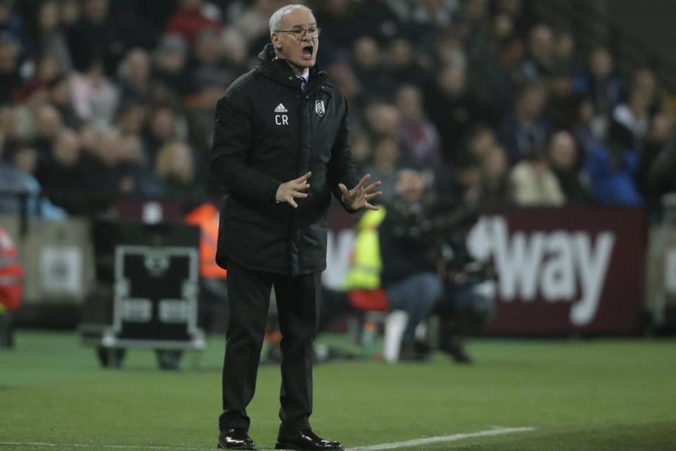 Fulham Resmi Berpisah Dengan Ranieri