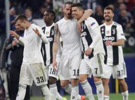 Gara-gara Ronaldo, Juventus Batalkan Tur Pra-Musim ke AS