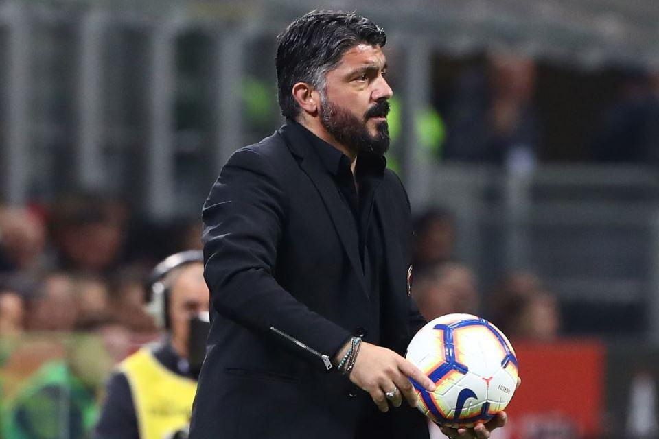Gattuso Bawa Milan ke Empat Besar