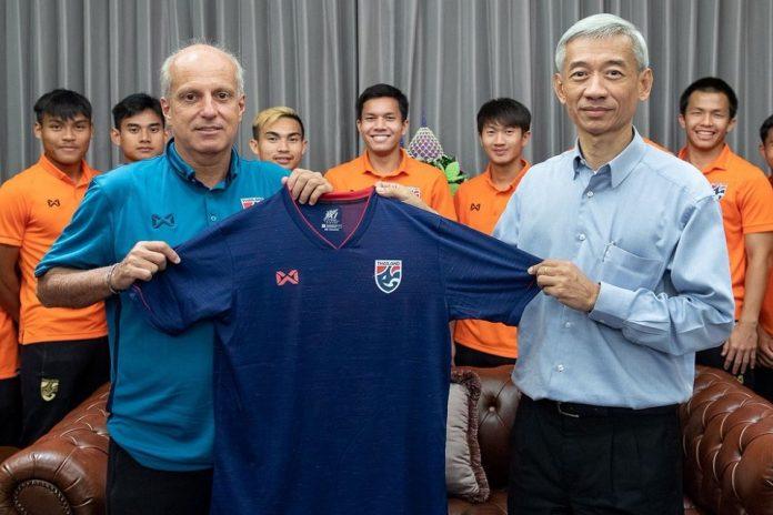 Gawat! Pelatih Thailand Telah Baca Gaya Bermain Timnas Indonesia