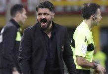 Bebas dari Sanksi, Gattuso Siap Temani Milan di Derby Della Madonnina
