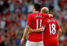 Giggs; Ronaldo Bukan Pemain Terbaik di Manchester United