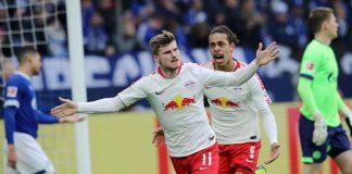 Gol Tunggal Timo Werner Menangkan Leipzig atas Schalke