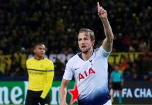 Harry Kane Torehkan Rekor di Eropa