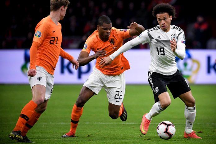 Hasil Kualifikasi Euro 2020 Jerman Tumbangkan Belanda 3-2